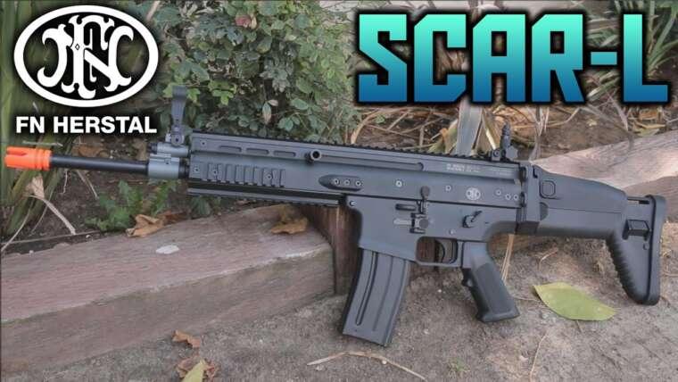 Critique du VFC SCAR-L!  |  Autorisé par FN Herstal |  MK16 STD