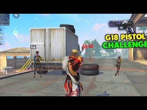Pistolet G 18 aléatoire classique # SQUAD RANk mAtcH op vidéo de tir gratuit