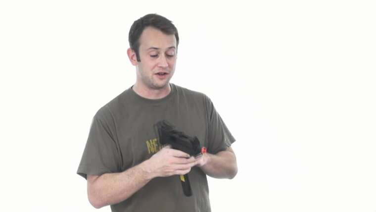 Airsoft GI – POUR M11A1 Sub Machine Airsoft Gun