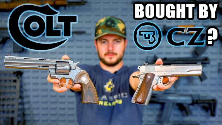 Revue du fabricant: Colt