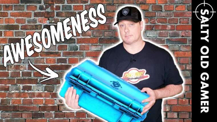 Evike Box of Awesomeness SCORE!  |  SaltyOldGamer Airsoft spécial