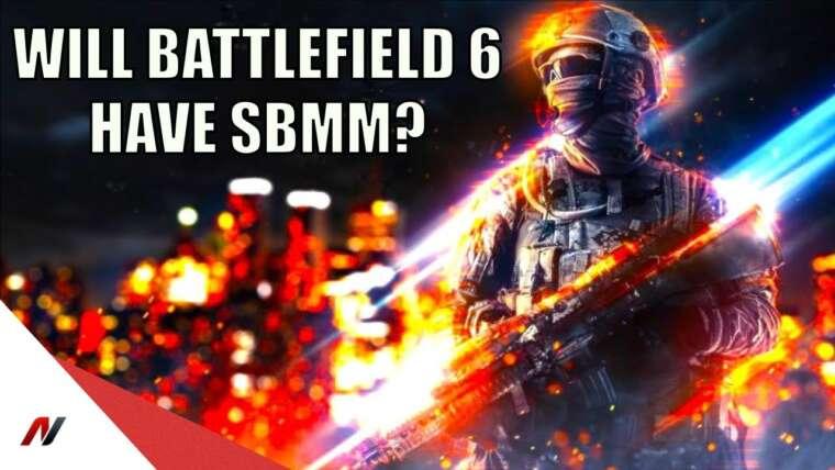 Battlefield 6: Battlefield 6 aura-t-il SBMM?