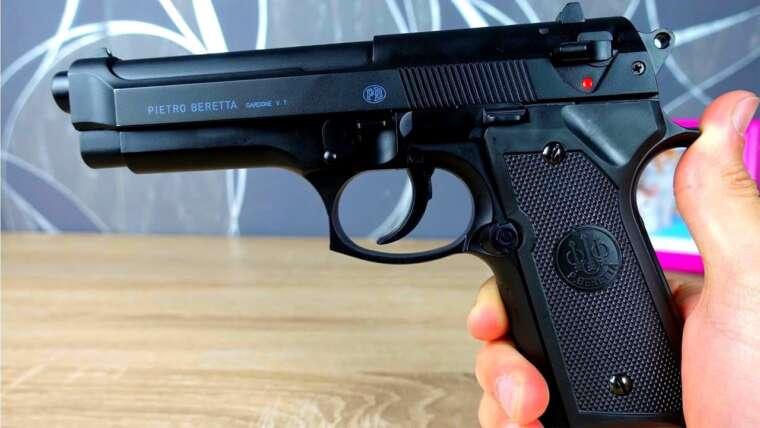 Softair Beretta 92 |  Tester et revoir