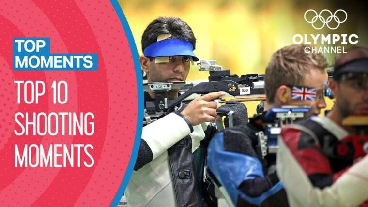 Top 10 des moments de tournage aux Jeux Olympiques |  Meilleurs moments