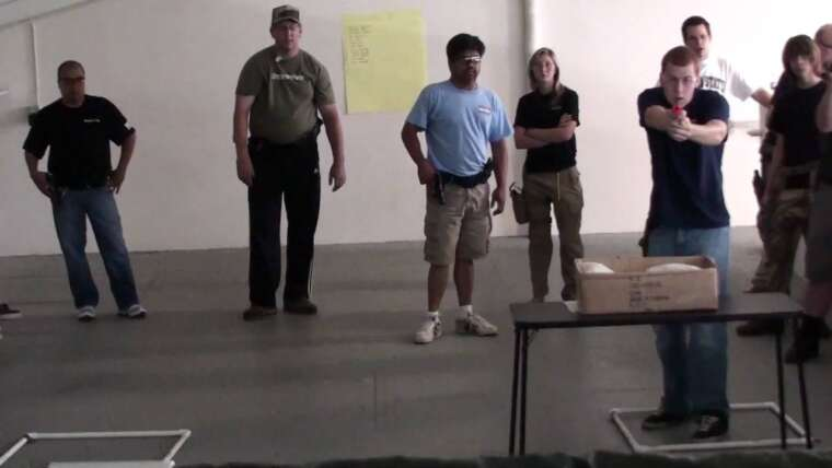 Airsoft Extreme Airsoft Pistol Challenge 2 Vidéo 5