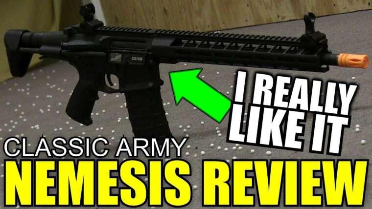 Examen de l'armée classique Nemesis – Tant d'options à choisir