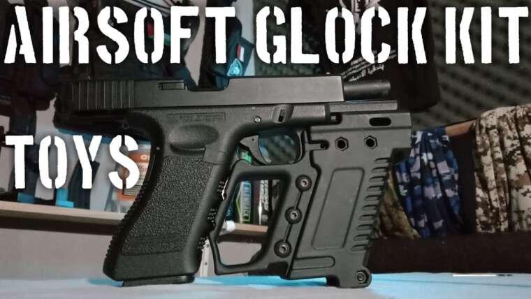 avis airsoft glock kit kriss airsoft indonésie