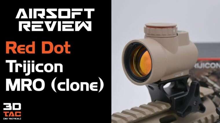 Revue Airsoft / Mira Trijicon MRO (Clon)