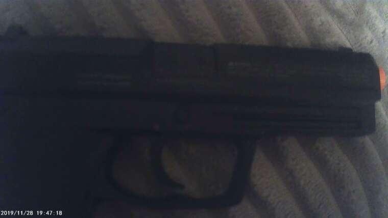 examen du pistolet airsoft hk usp