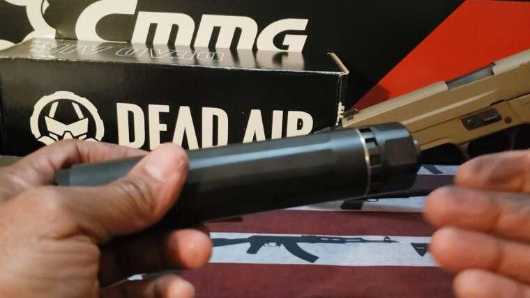 Critique du Dead Air Ghost 45M