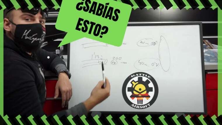 🔞 Votre portée augmente-t-elle?  et votre précision?  Analyse RHOP // Airsoft espagnol