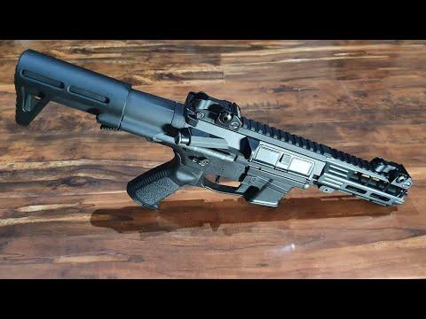 BOLBR: Revue du blaster de gel Classic Army / Tactical Edge Nemesis X9.