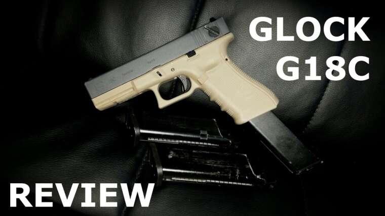 WE G18C Gen 4 Auto – Examen Airsoft Glock