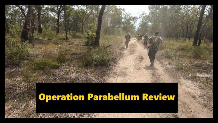 Examen de l'opération Parabellum |  Devriez-vous essayer MilSoft?  |  Gelball / Airsoft Australie