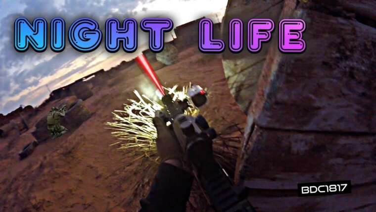 Jeu Airsoft de nuit    American Eagle Paintball    Pinoy Airsoft