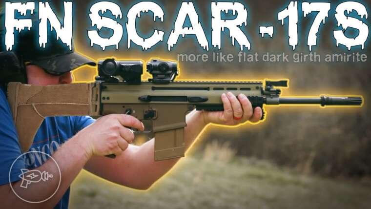Le fusil de combat moderne perfectionné?  ⚔ FN SCAR-17S! [Review]
