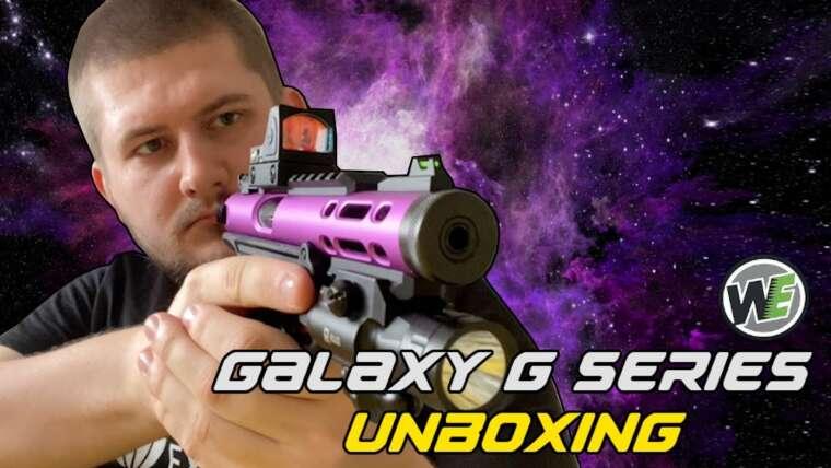 Une revue Cosmos: WE Galaxy G Series GBB