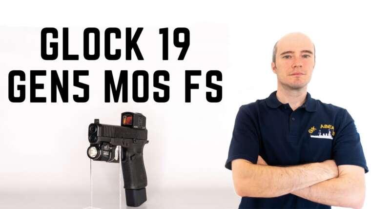 Examen de la table d'installation de My Ultimate Glock 19