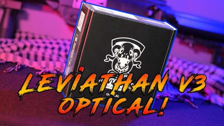 Revue Airsoft |  Optique Jefftron Leviathan V3