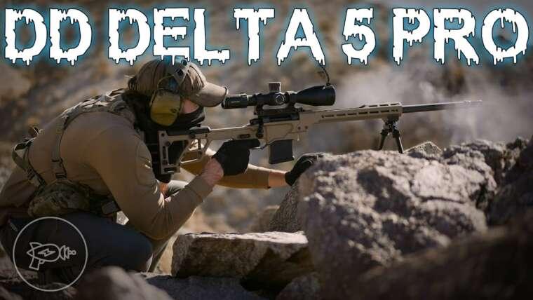 Half-Mile Blastin '🥂 Daniel Defense Delta 5 Pro! [Review]