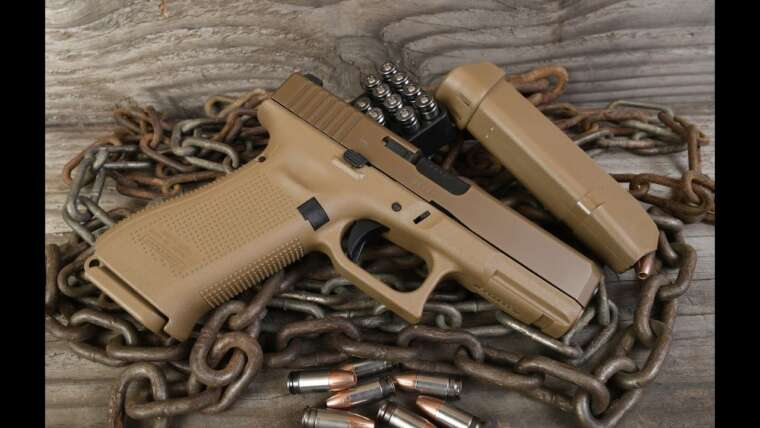 @ Cuong Vu    Revue de pistolet en métal modèle balle de fer tir    Umarex Glock 19x Airsoft    Épisode 370