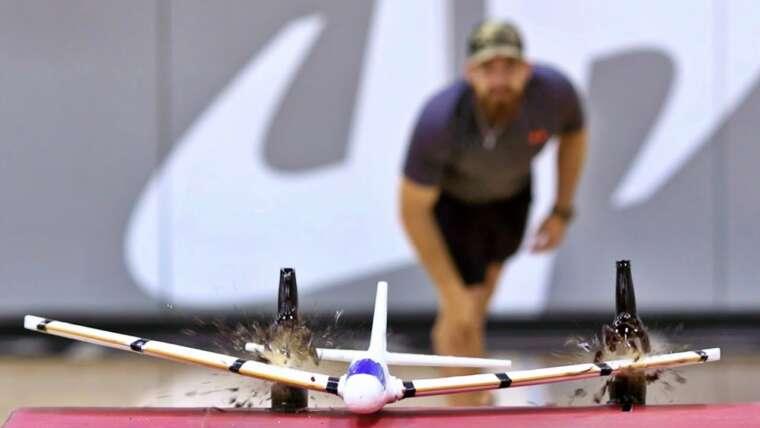 Coups de feu d'avion |  Parfait mec