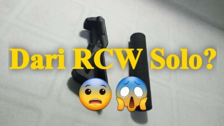 Le Frontgrip RCW de qualité dure ne joue pas!  seulement 50 mille😨👍 || Revue d'identité Airsoft