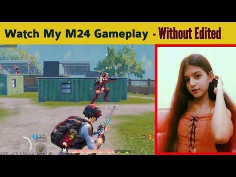 Visionner mon gameplay M24 |  Sans édité |  Gangster Riya YT