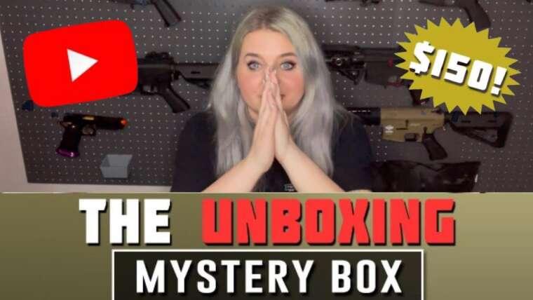 HUGE WIN – Déballage de la boîte mystère Airsoft GI YouTube Unboxing