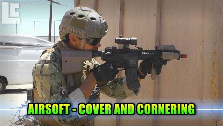 Airsoft Comment faire un coin et utiliser la couverture (Airsoft Tac City Gameplay / Commentaire)