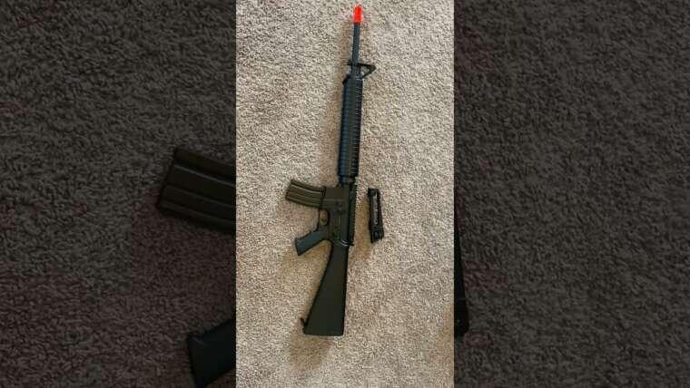 Test du Cyma M16A3