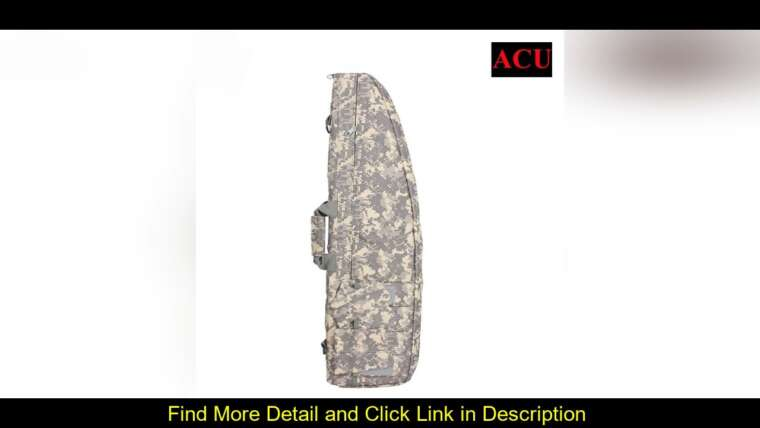 Examen 70 CM / 98 CM / 118 CM équipement militaire sac de pistolet tactique Nylon chasse Airsoft sac tir Snipe