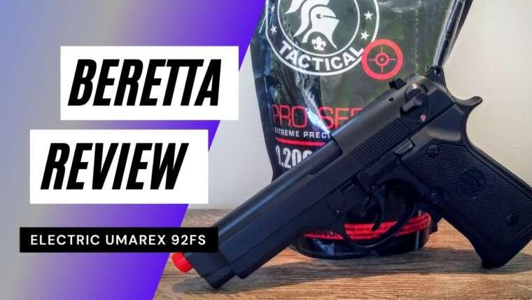 Revue Airsoft Beretta