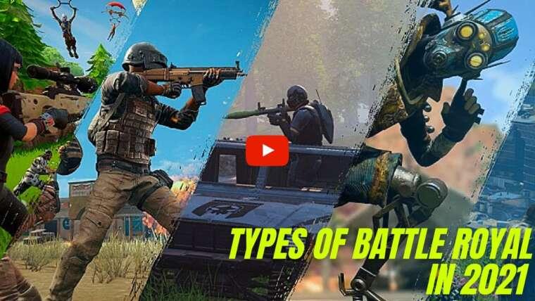 Top 4 des nouveaux jeux BATTLE ROYALE pour Android en 2021 |  Jeux de Battle Royale HIGH GRAPHICS