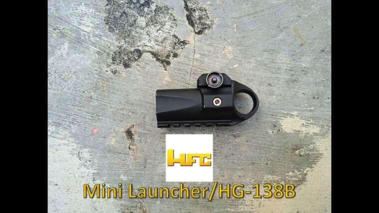 (Examen) Mini lanceur HFC / HFC – HG138B