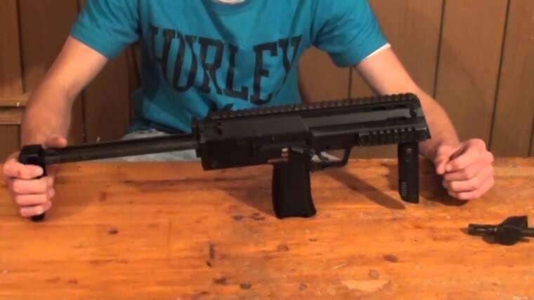 Test du pistolet Tokyo Marui MP7 Airsoft