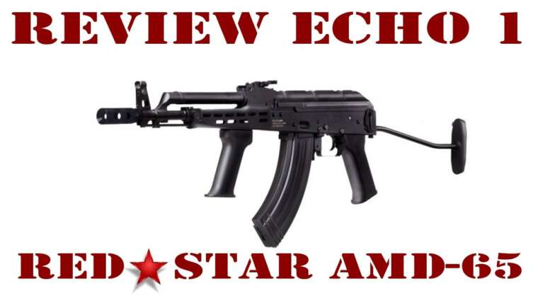 Echo 1 Red Star AMD-65 Airsoft Critique