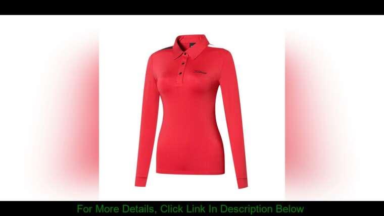 Donner votre avis sur New Golf wear Automne / Hiver Chaud T-shirt à manches longues Respirant Slim GOLF Sports Stretch Casua