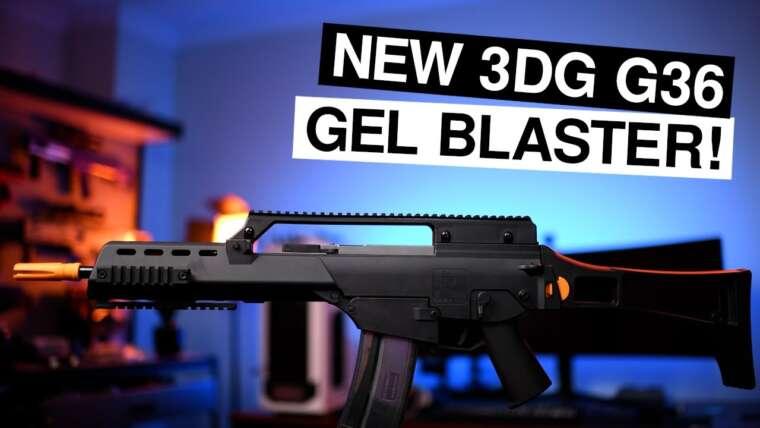 Critique: 3DG G36 (nouvelle édition 2021!)