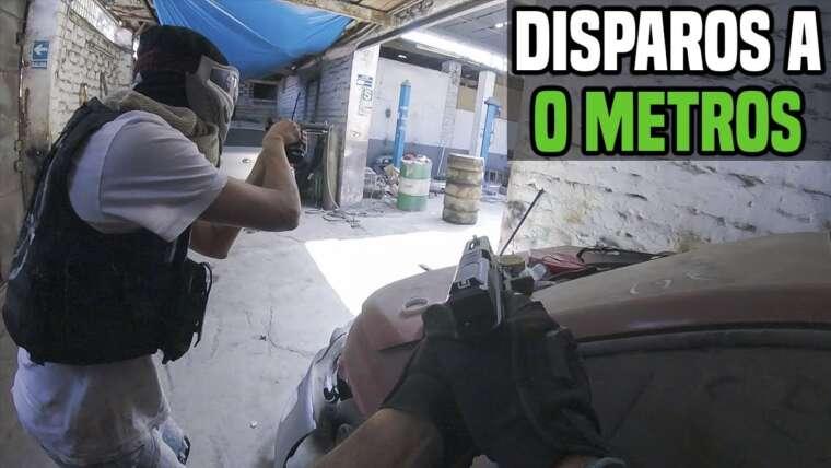 Gameplay + Review Surefire x300 Glock19 complet CQB – Roma Airsoft Perú en español