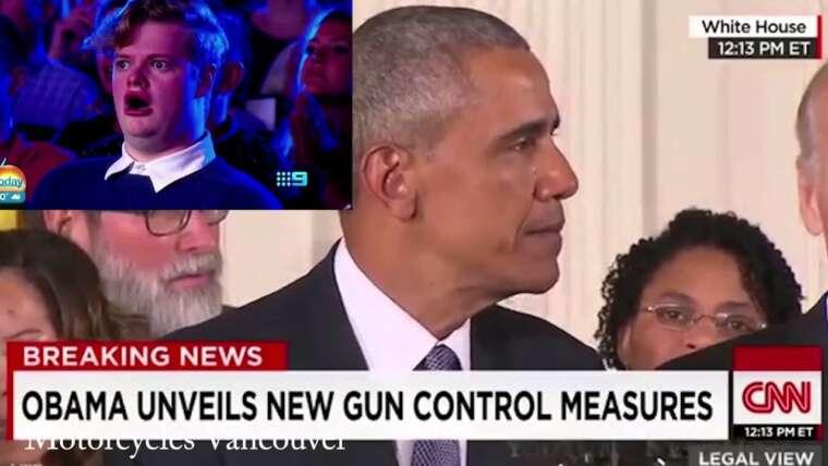 Obama réagit à Airsoft Shooting Assault (REMIX)