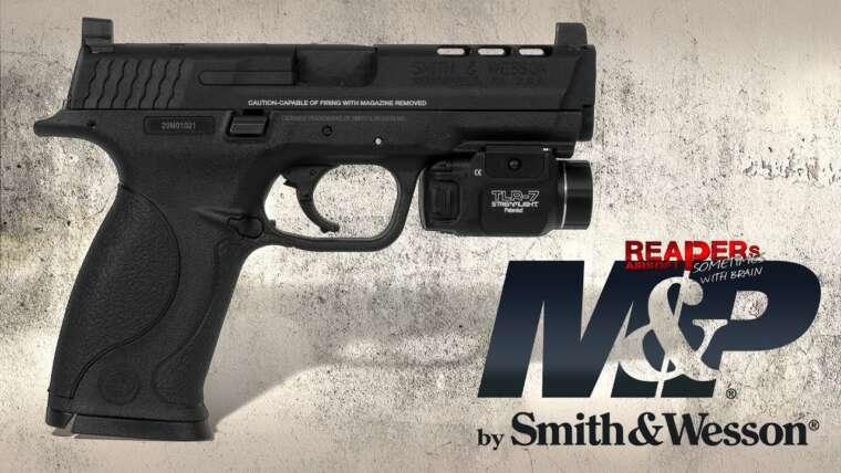 [Review] Smith & Wesson M & P9 Performance Center GBB (VFC / Umarex) 6 mm Airsoft / Softair (allemand, DE)