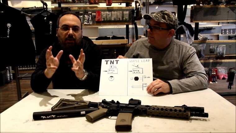 Examen du kit TNT et Maple Lead Hop Up pour KWA par Taktik Airsoft