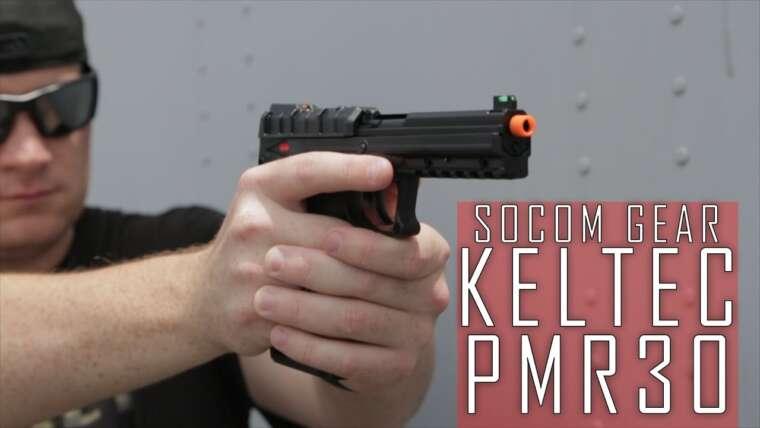 Socom Gear KEL-TEC PMR30 Vue d'ensemble    VENTE 6/11 – 6/12    AirsoftGI.com