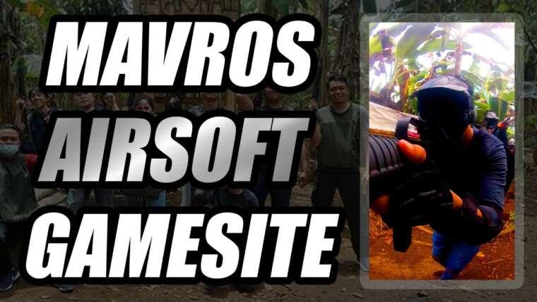 Mavros Airsoft Gamesite à Claveria    Avant que tu partes!