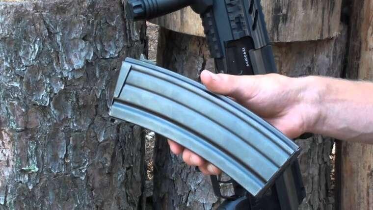 ICS Galil ICAR MRS Airsoft Gun Review