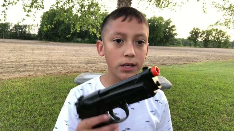 Revue du pistolet à ressort Airsoft Beretta par Umarex