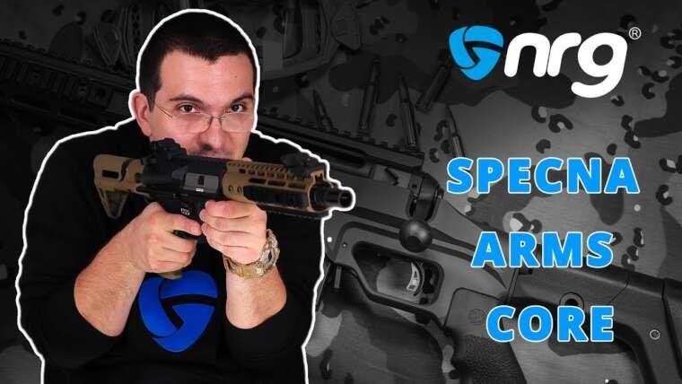 Opération sur la série Specna Arms Core!  Revoir en détail.