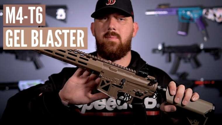 Avis Garner – M4-T6 Metal Gel Blaster Review (320FPS?)