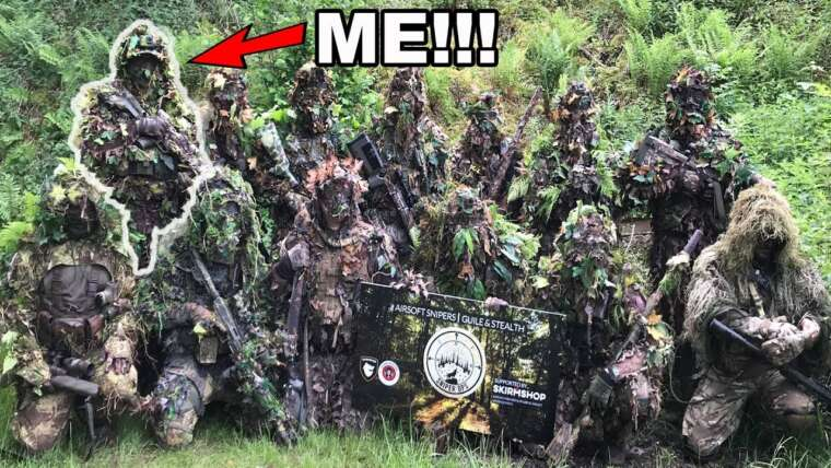 Milsim Sniping Experience – NEXT LEVEL AIRSOFT SIPERS !!!